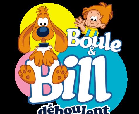 Boule et Bill déboulent
